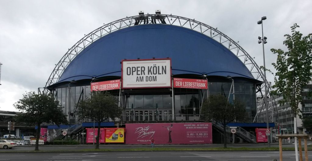Musical Dome Köln