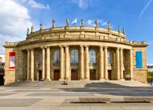 Musical Stuttgart Staatstheater