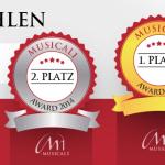 Musical1 Musicalwahlen 2014: Die Gewinner