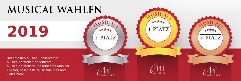Musicalwahlen 2019