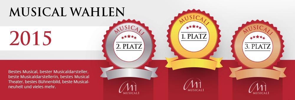 Musicalwahlen 2015