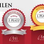 Musical1 Musicalwahlen 2016: Das sind die Gewinner