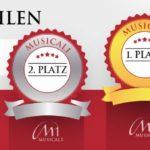 Musical1 Musicalwahlen 2017: Das sind die Gewinner