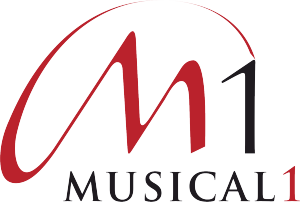 Musical1 Logo transparent