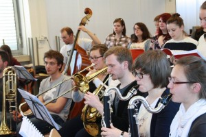 Orchester der Musical Inc