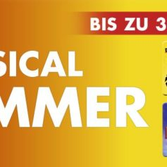 Stage Entertainment Musicalsommer Hamburg 2018