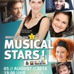 Musicalstars in Lohne Vol. 4: Musical-Gala für den guten Zweck