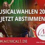 Musicalwahlen 2015 bei Musical1.de