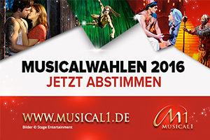 Musicalwahlen 2016 Banner