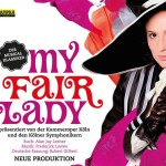 MY FAIR LADY vor romantischer Seekulisse