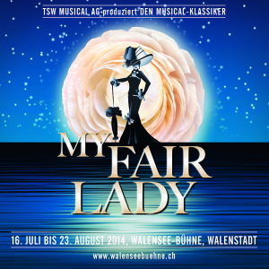 My Fair Lady Keyvisual