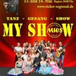 Das Musical Werk Saarlouis präsentiert MY SHOW