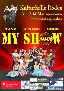My Show Plakat