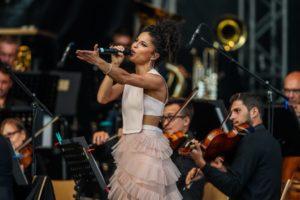 Patricia Meeden beim Cityringkonzert 2017