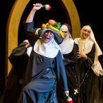 Die Nonnen feierten Premiere in Salzburg