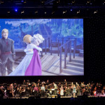Richard-Salvador Wolff und Myrthes Monteiro bei Disney in Concert
