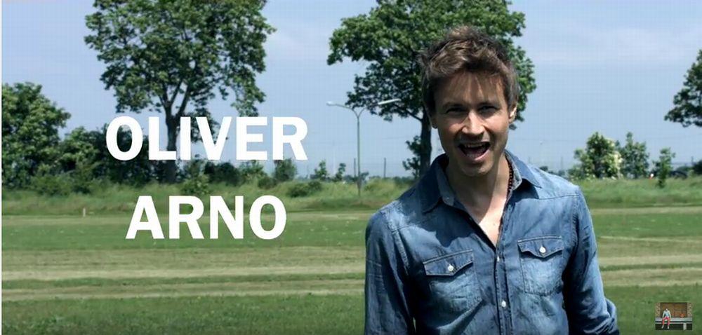 """Oliver Arno """"Ein Held zu sein"""""""