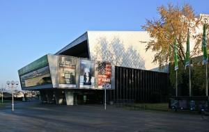 Oper Bonn, Außenansicht 2011