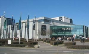 Stuttgart SI Centrum Palladium