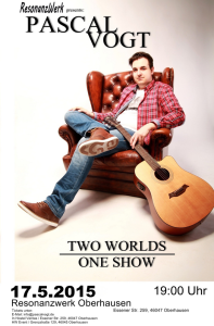 Two Worlds -One Show Plakat