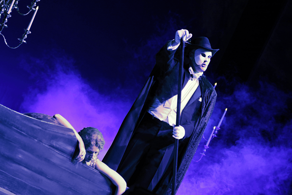 Phantom der Oper München Boot