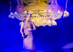 Phantom der Oper bei der Musical and Wine Gala