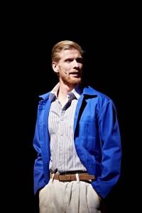 Philipp Dietrich als Nick Hurley in FLASHDANCE