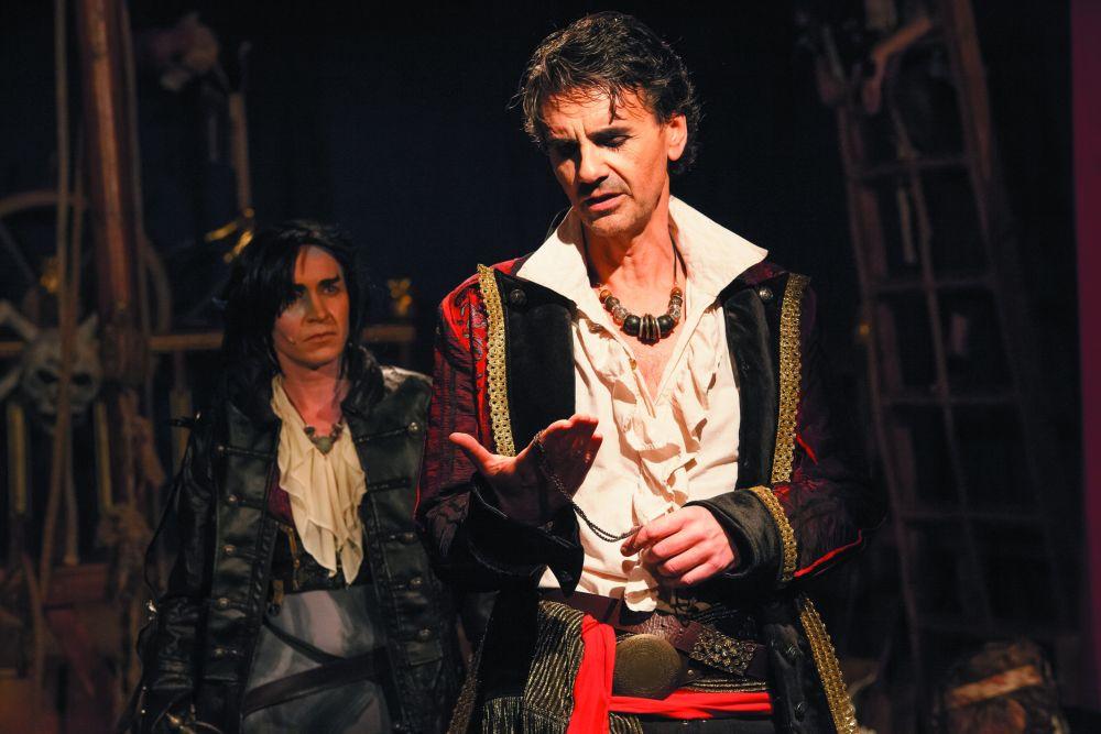 Die Piraten der Sparrow