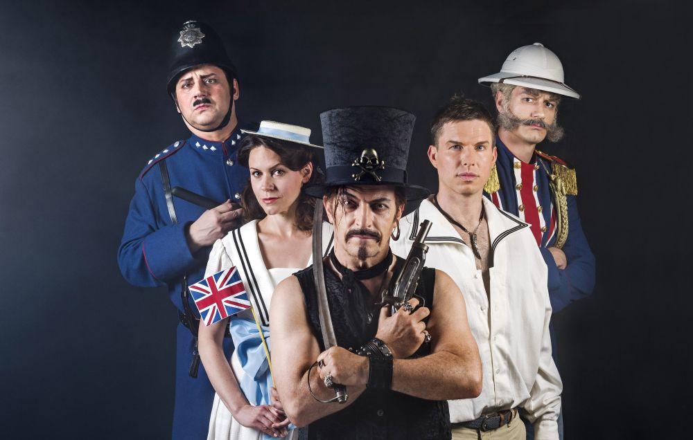 Die Piraten von Penzance