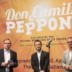 DON CAMILLO & PEPPONE: Weltpremiere im April 2016 in St. Gallen
