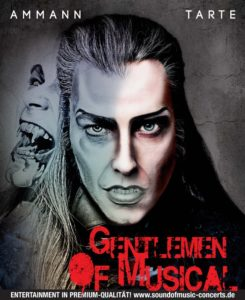 Plakat Gentlemen of Musical