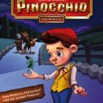 4. Türchen: 1 Fanpaket für PINOCCHIO – das Musical für die ganze Familie