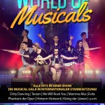 Tour-Fortsetzung von THE WORLD OF MUSICALS