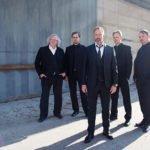 Kevin Tarte und Band