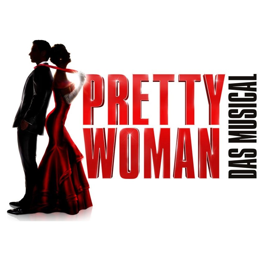 Pretty Woman das Musical Logo