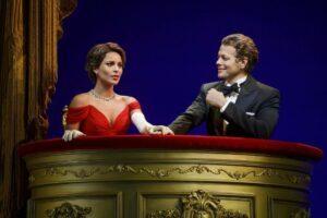 Vivian und Edward in der Oper