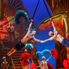 PARAMOUR Musical Broadway