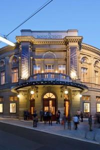 Raimund Theater Außenansicht, Wien, Österreich