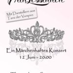 PRINZESSINNEN – 12. Juni 2017 zusätzliche Tickets erhältlich