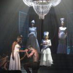 Siegfried gibt Brunhild den Ring