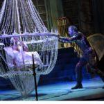 Siegfried befreit Brunhild