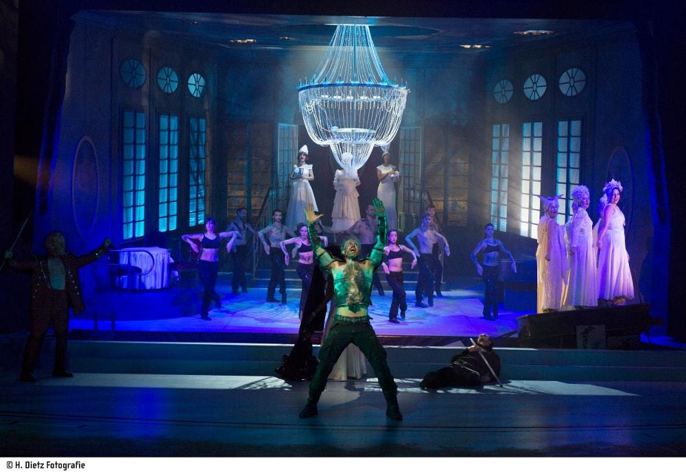 Siegfried mit dem Ring der Macht