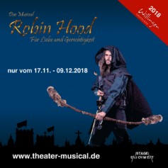 Robin Hood das Musical Willingen