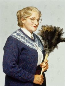 Robin Williams als Mrs.Doubtfire