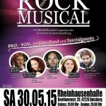 ROCK MEETS MUSICAL Benefizgala in Duisburg