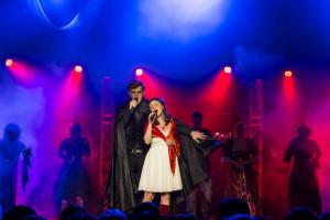 Totale Finsternis mit Jessica Kessler und Florian Sigmund