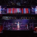 ROCKY: Aufwendige Bühnenarbeiten im Stage Palladium Theater