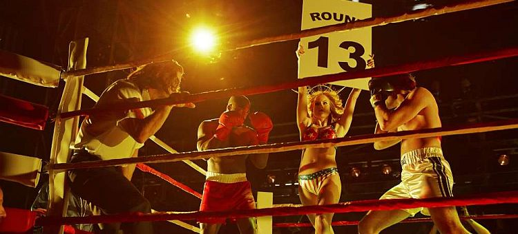 Rocky Boxkampf
