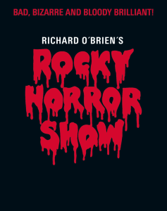 The Rocky Horror Show Logo