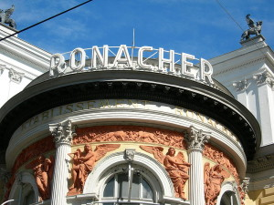 Ronacher Theater Wien
